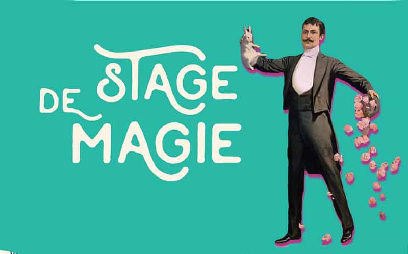 Stage de magie