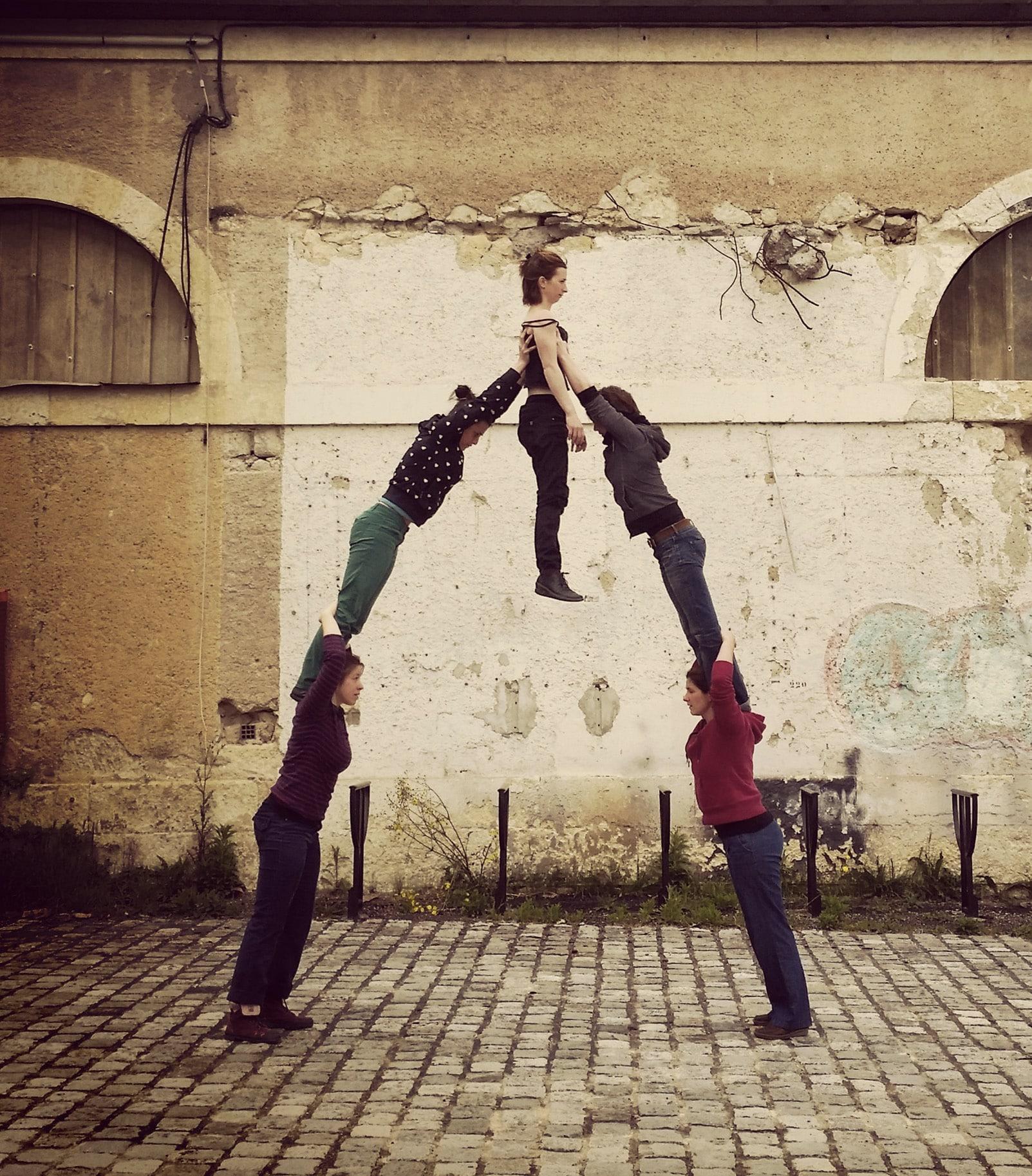 Ecole du Cirque D Marches