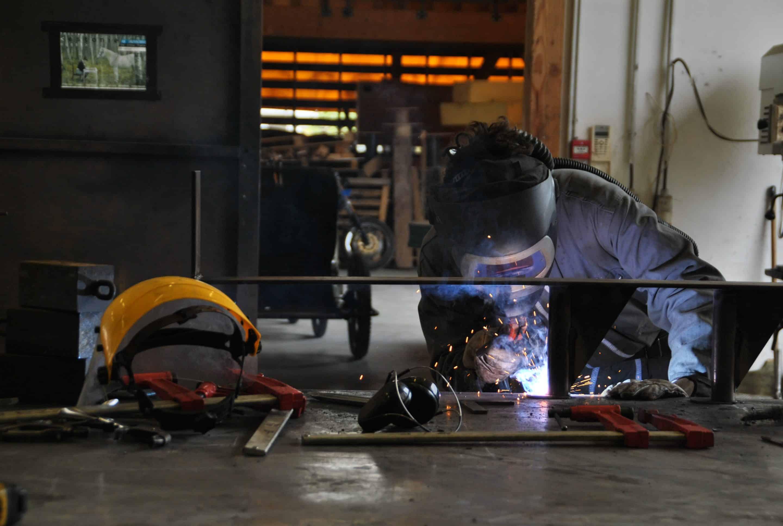 Formation Soudure à l'arc sur acier